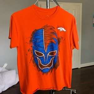 Other - Lucha Libre Broncos Mask Shirt